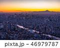 東京 風景 都市風景の写真 46979787