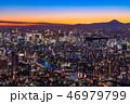 東京 都市風景 都市の写真 46979799