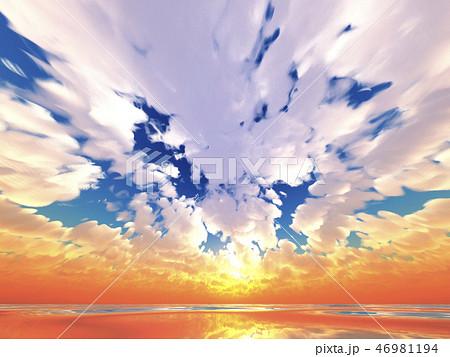 風と雲と海と 46981194