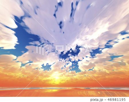 風と雲と海と 46981195
