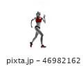 ランナー 走者 スプリンターの写真 46982162