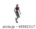 ランナー 走者 スプリンターの写真 46982317