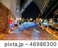京都駅ビル 大階段 イルミネーション 春 ※2017年4月 46986300