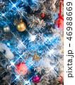 クリスマスツリー クリスマス ツリーの写真 46988669