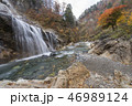 秋彩の姥ヶ滝 46989124