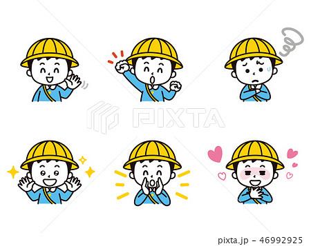 幼稚園・保育園児の男の子セット02 46992925
