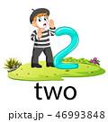 2 2 画伯のイラスト 46993848