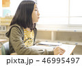 小学校イメージ 勉強する子ども 46995497
