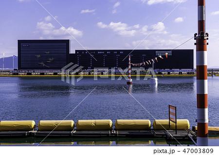 ボートレース児島 児島競艇場 大型ビジョン 47003809