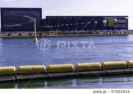 ボートレース児島 児島競艇場 大型ビジョン 47003810