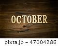OCTと書かれた木製の小物 47004286