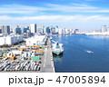 港 海 埠頭の写真 47005894