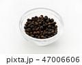 ブラックペッパー ペッパー 黒胡椒の写真 47006606