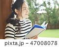 女性 ライフスタイル 読書 47008078
