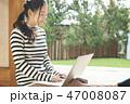 女性 ライフスタイル PC 47008087