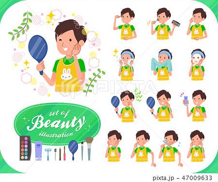 flat type Childminder men_beauty 47009633