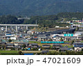 風景 列車 電車の写真 47021609