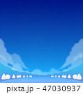 背景素材 野外イベント 冬(夜) 47030937