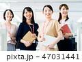 ビジネスウーマン ビジネス 女性の写真 47031441