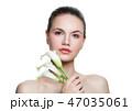 女性 ビューティー 美の写真 47035061