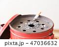 たばこ 灰皿 タバコの写真 47036632