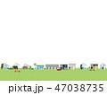 住宅団地 47038735