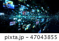 CG SNS ソーシャルメディアのイラスト 47043855