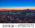 東京 都市風景 都市の写真 47057273