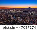 東京 風景 都市風景の写真 47057274