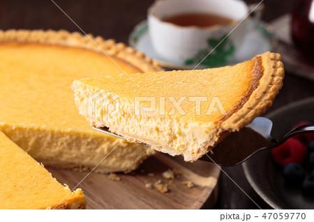 チーズケーキタルト 47059770