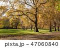 グリーンパーク ロンドン 紅葉 47060840