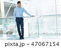 ビジネス 人 男の写真 47067154