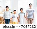 家族 子供 住まいの写真 47067282
