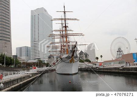 帆船日本丸 47076271