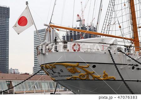 帆船日本丸 47076383