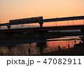 立日橋 モノレール 橋の写真 47082911