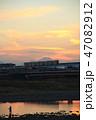 立日橋 モノレール 橋の写真 47082912