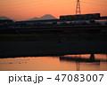 立日橋 モノレール 橋の写真 47083007
