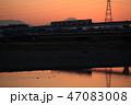 立日橋 モノレール 橋の写真 47083008