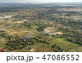 カンボジアの大地 俯瞰 47086552
