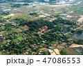 カンボジアの大地 俯瞰 47086553