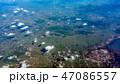 カンボジアの大地 俯瞰 47086557