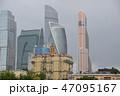 ロシア モスクワ街並み 47095167
