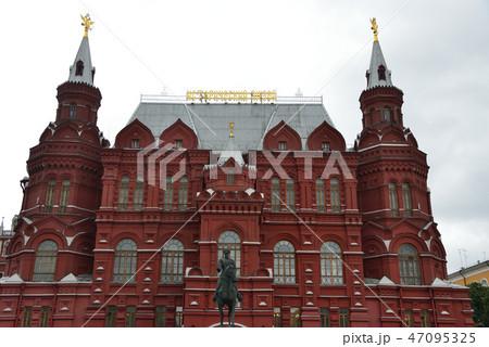 ロシア モスクワ クレムリン 47095325