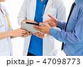ビジネス 職業 医師の写真 47098773