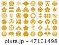 武将家紋金枠 47101498