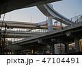 ジャンクション 生麦ジャンクション 首都高速の写真 47104491