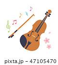 素材-楽器(バイオリン)5 47105470