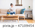 読書 本 若いの写真 47109454