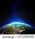 米国 アメリカ カナダのイラスト 47109490